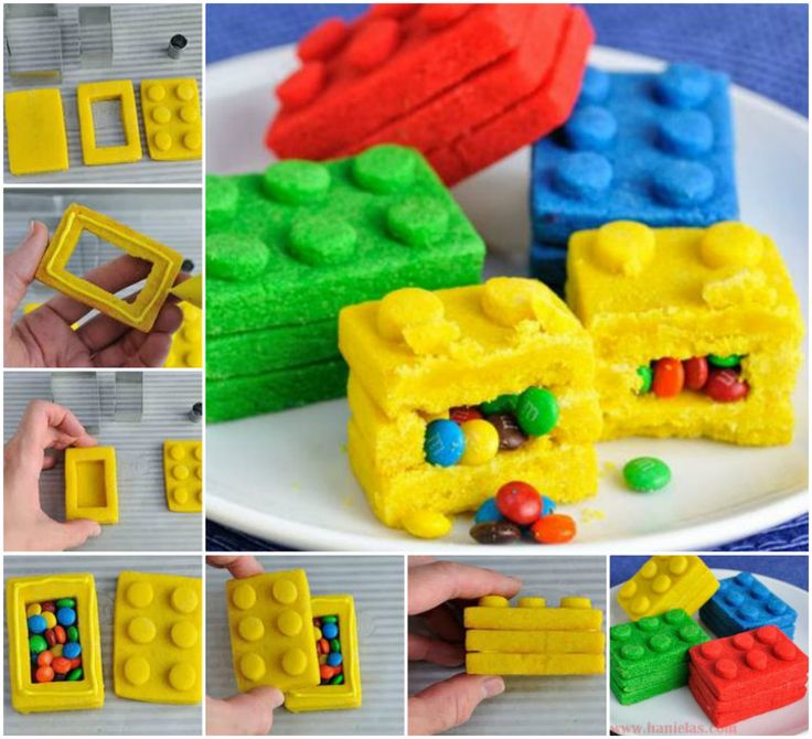 17 Best Images About LEGO® Birthday Party Ideas On