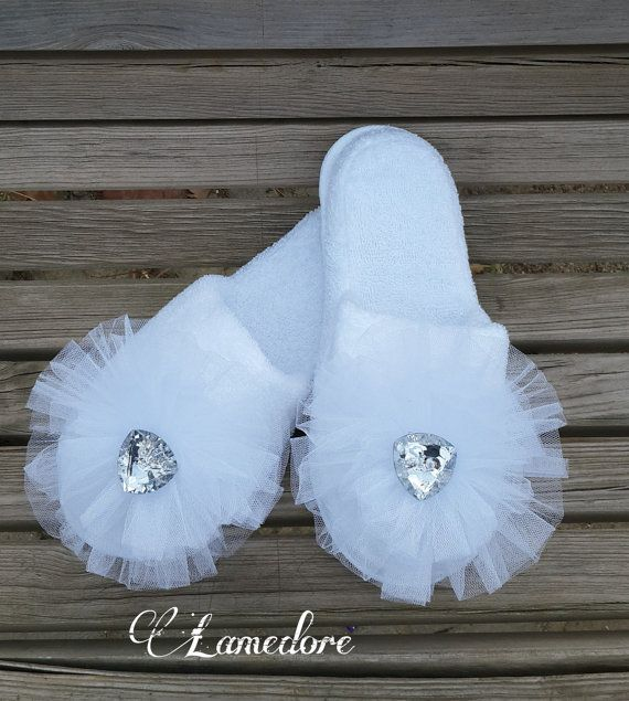 Hey, I found this really awesome Etsy listing at https://www.etsy.com/listing/262122995/home-slippers-brides-honeymoon-slippers