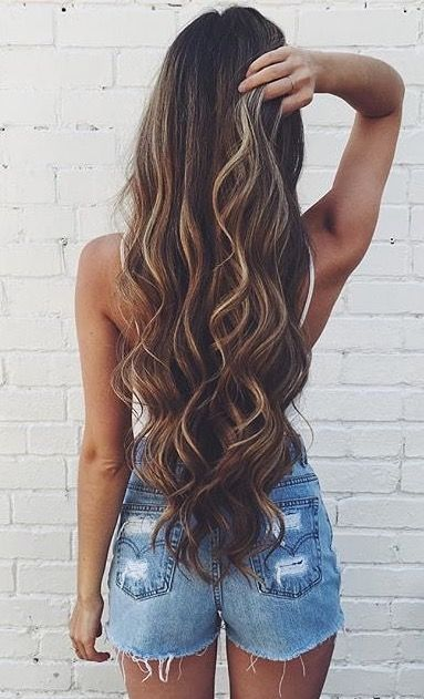 If only I could get this color hair