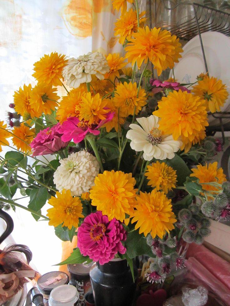 Цветы мелким, букетные цветы названия и фото на даче