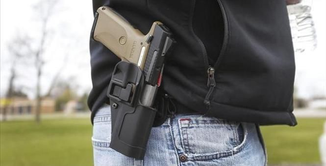 02-15-2016  Total Disaster: New Jersey's Gun Laws Prevent Some Ex-Law Enforcement From Carrying - Matt Vespa