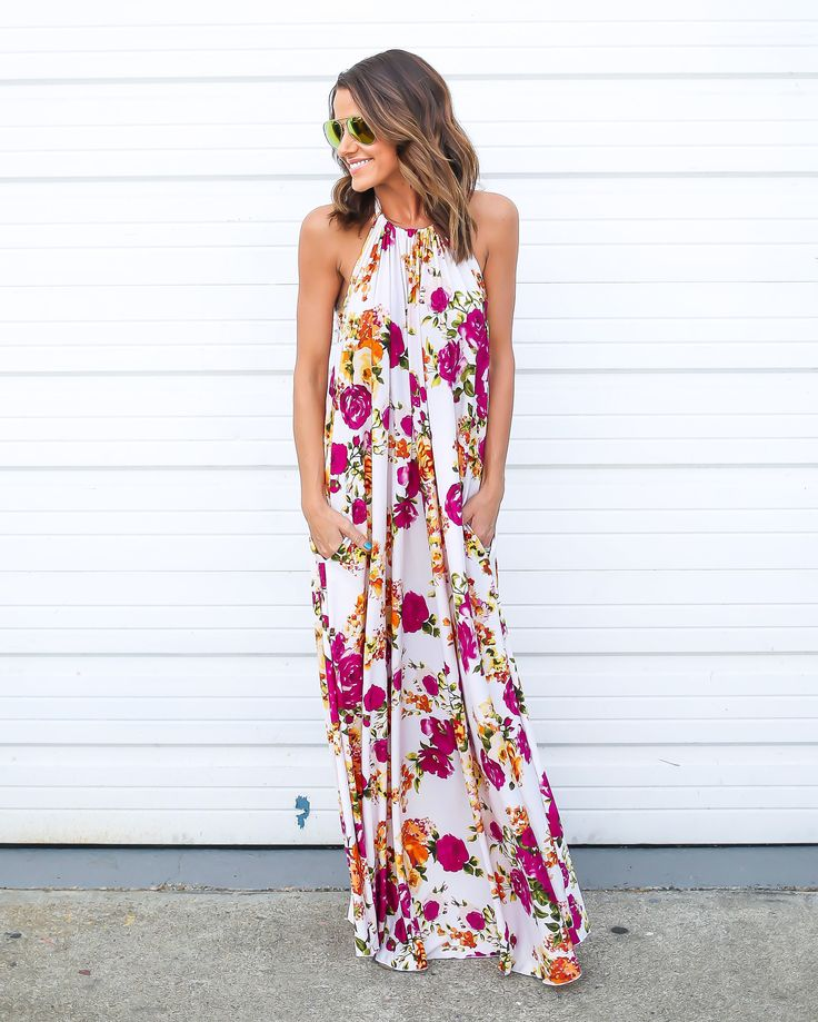Adele Maxi Dress