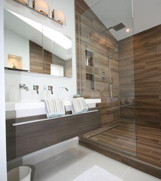 une salle de bain zen et actuelle en 2018 maison 2018 pinterest salle de bain zen salle. Black Bedroom Furniture Sets. Home Design Ideas