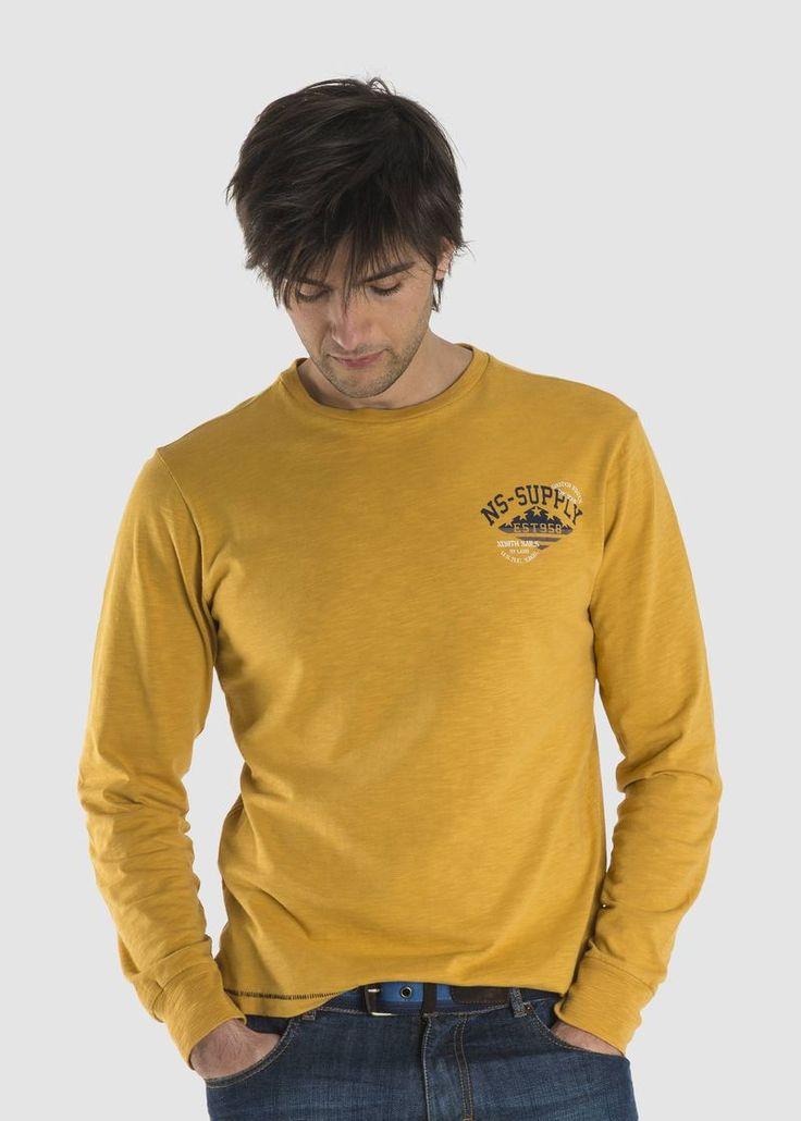 #NorthSails #Lookbook #collection #fall #winter #2014 #2015 #longsleeve #shirt #top #North #Sails #Eshop
