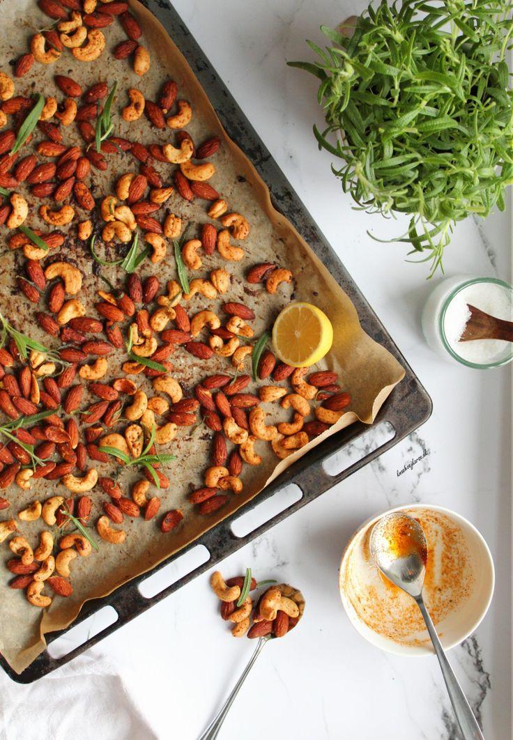 Spicy nødder - den perfekte julesnack