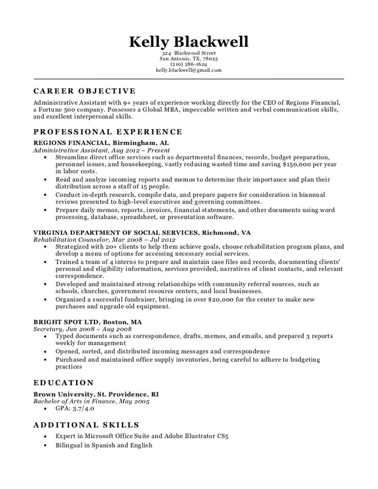 25+ unique My resume builder ideas on Pinterest Best resume - front desk resume