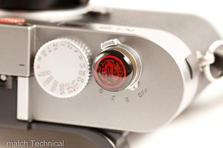 Boton para el disparador de la X10