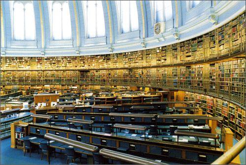 Ambush the British Library with noise!