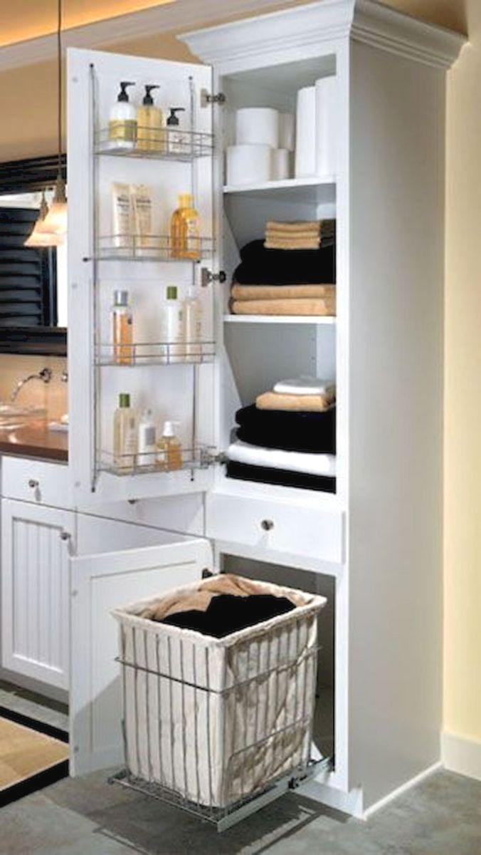 80 Amazing Master Bathroom Remodel Ideas (67