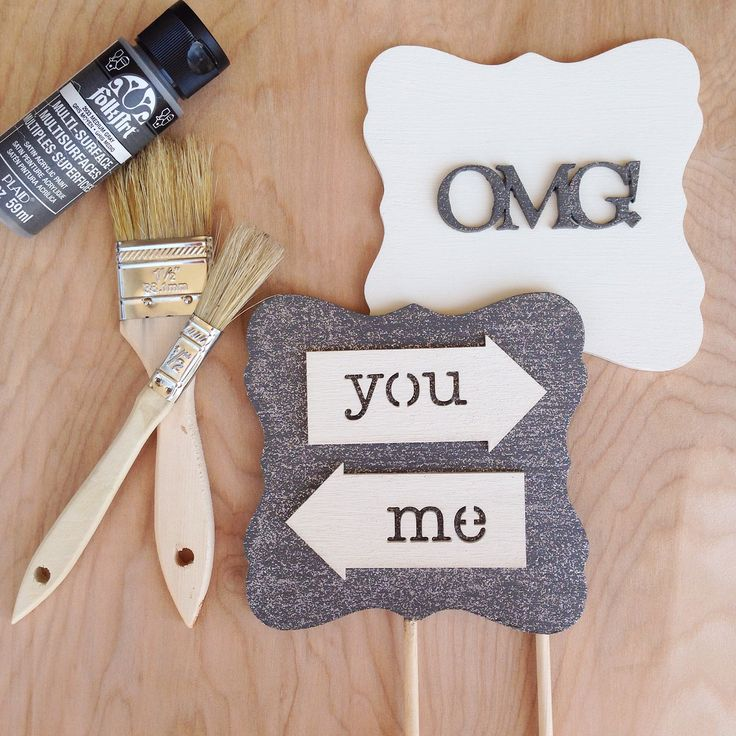Adorable photo booth props from YayDetails Check