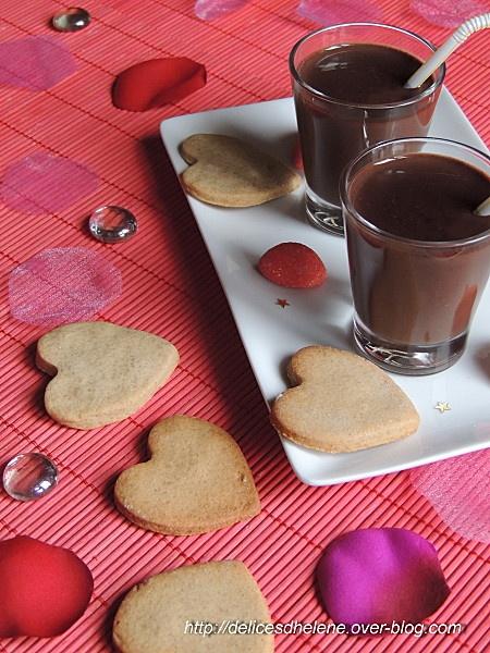 Chocolat chaud aux épices de http://delicesdhelene.over-blog.com/