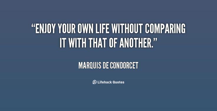 - Marquis de Condorcet