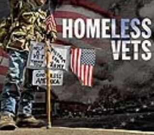 Many homeless are veterans who have fallen through the cracks. Most are Vietnam era veterans, but many are veterans of the Iraq and Afghanistan wars. They are men and, for the first time in our history, too many of these homeless veterans are women. It's a shame that we haven't found a way to care for them.