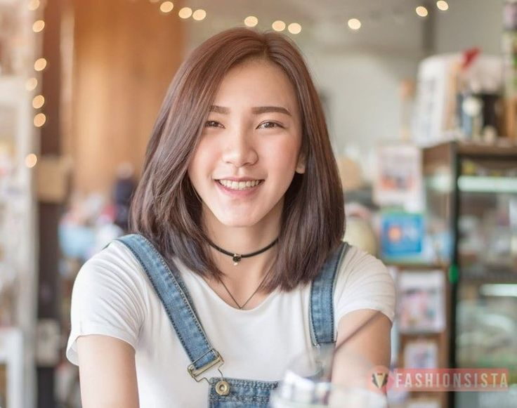Warna Rambut Sebahu Model Rambut Pendek Wanita Korea 2020 Rambut Pendek Warna Rambut Gaya Rambut Wajah Oval