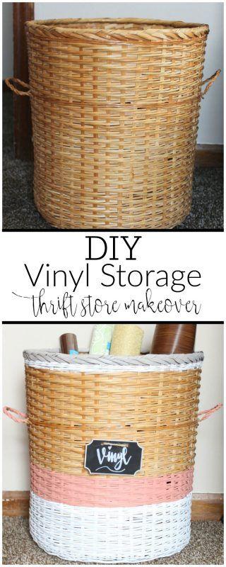 17 Best Ideas About Storage Baskets On Pinterest Storage