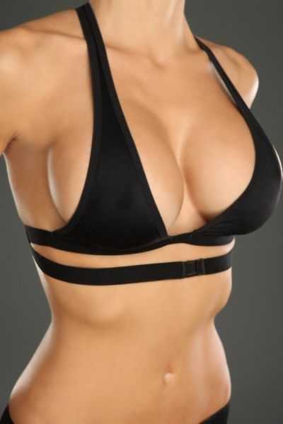 Tonserio Plunge Bra Post Breast Augmentation Everyday
