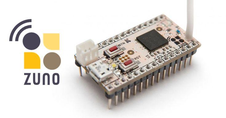 Créez vos propres périphériques Z-Wave avec la carte Z-Uno - http://blog.domadoo.fr/60012-z-uno-creez-vos-propres-peripheriques-z-wave/