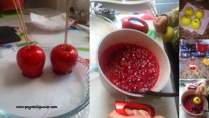 Poyraz'lı Günler: Ev Yapımı Elma Şekeri Tarifi