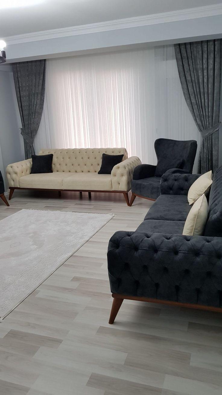 Mein Wohnzimmer Hausbesuch in 2020 | Living room sofa ...
