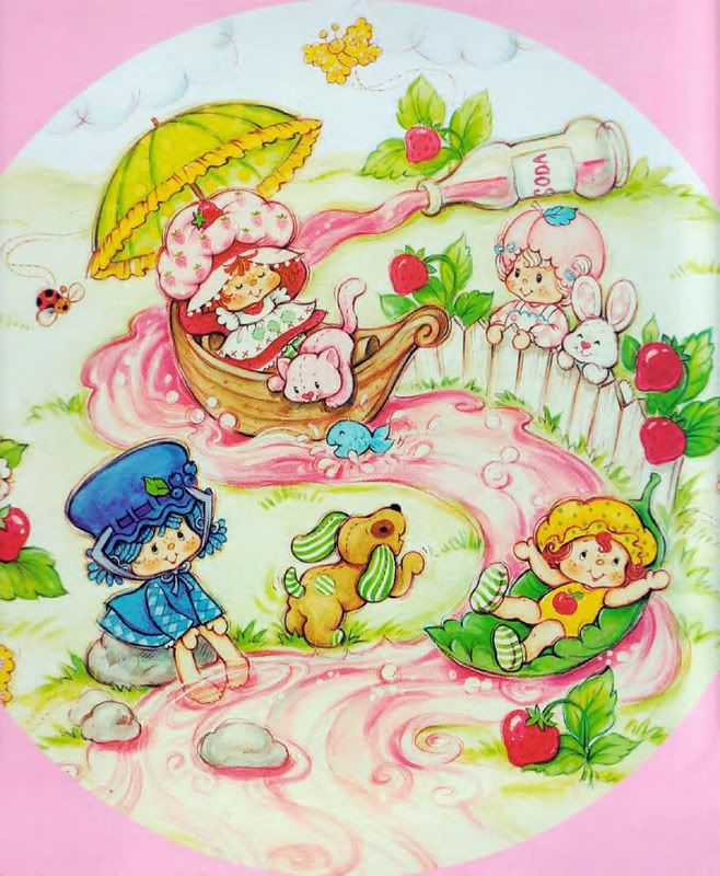 vintage strawberry shortcake collection - Google Search