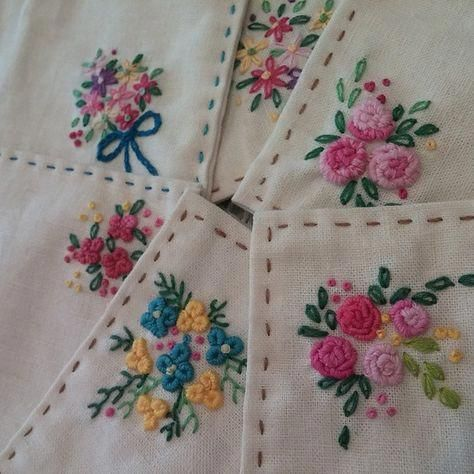 Fast Embroidery Near Me! | Vintage Embroidery Flowers