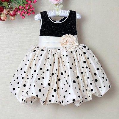 vestidos casuales para niñas de 4 años