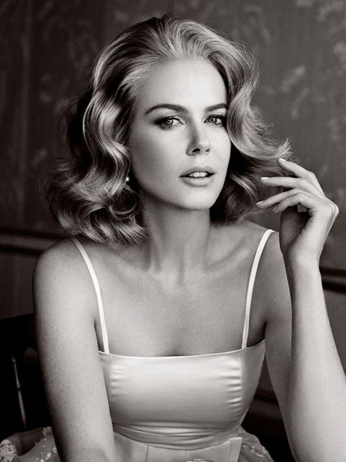 Вопрос 10 ,Nicole Kidman, считаю эталоном женской красоты , стиля