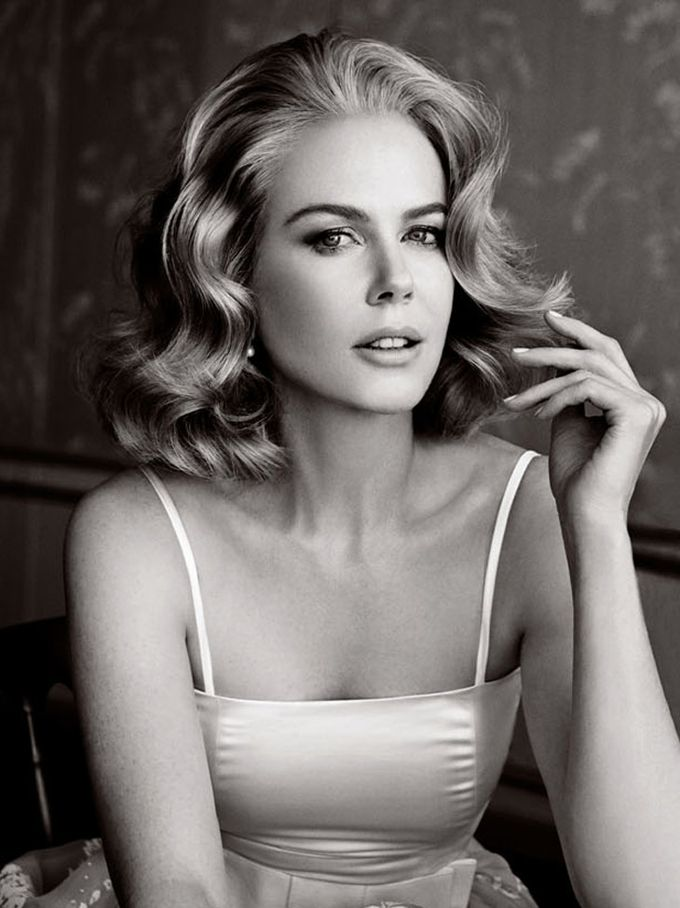 Nicole Kidman for Vanity Fair