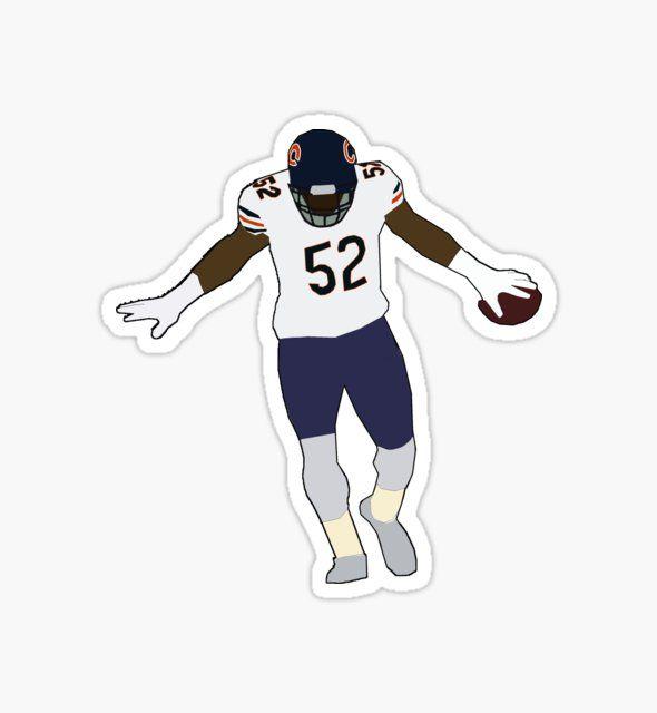 Khalil Mack Chicago Bears By Xavierjfong Disney Characters Character Mack