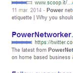Spread the word about power networkers in action via @FLORINEL NICOLAI DECIU