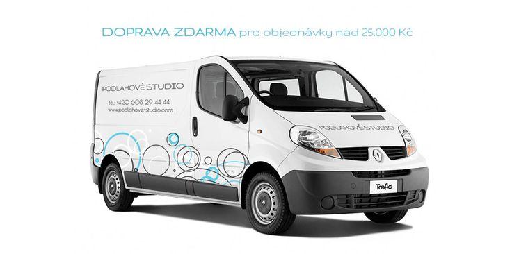 Dopravné pro objednávky v celkové ceně vyšší než 25.000 Kč včetně DPH je ZDARMA !( platí pro území ČR )