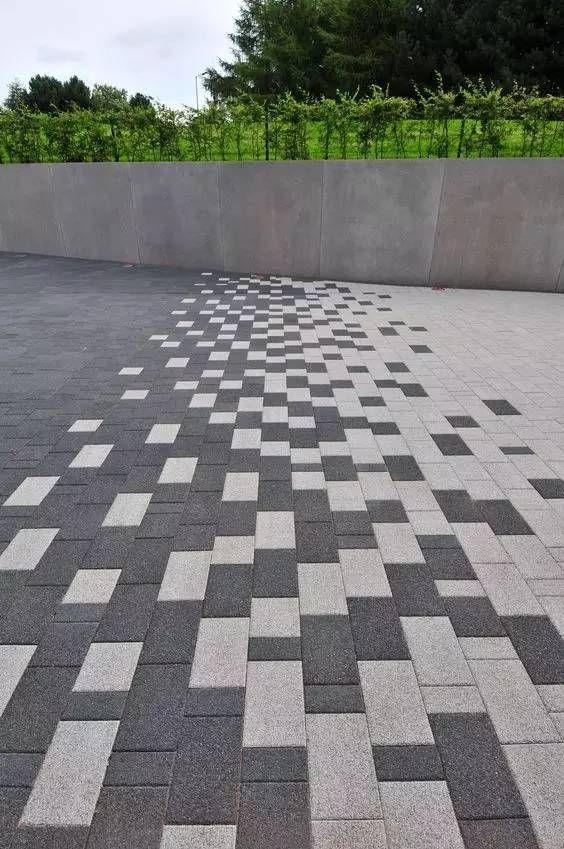 景观空间柔性边界处理的十种可能及N种形式
