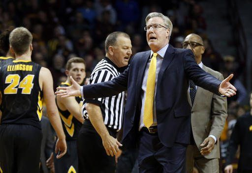 MINNEAPOLIS (AP)(STL.News) — The Minnesota Gophers were overdue for a tight-game victory like this. The Iowa Hawkeyes made them work extra for it.    Jordan Murphy scored a career-high 25 points with 19 rebounds and four blocks, Nate Mason had ...