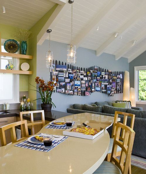 Wonderful Great Room Ideas For All Families: Best 25+ Display Family Photos Ideas On Pinterest