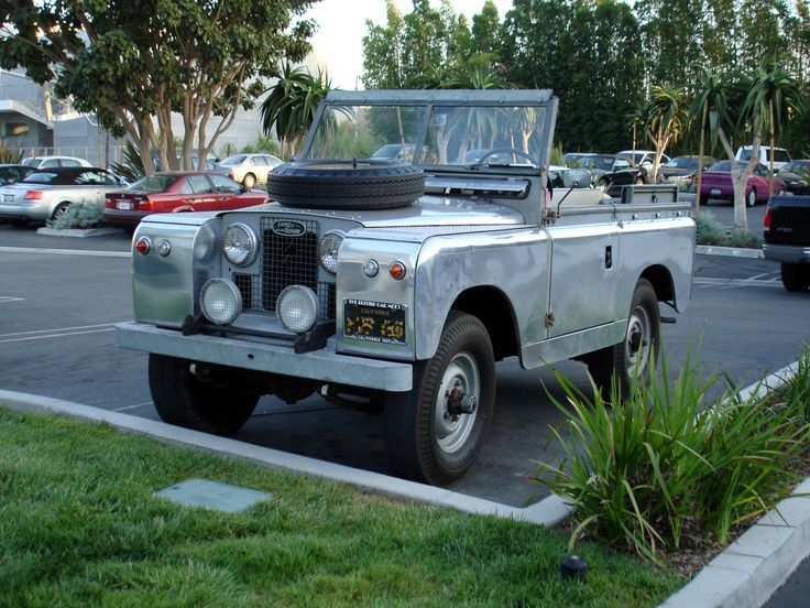 Land-Rover Series photo 02