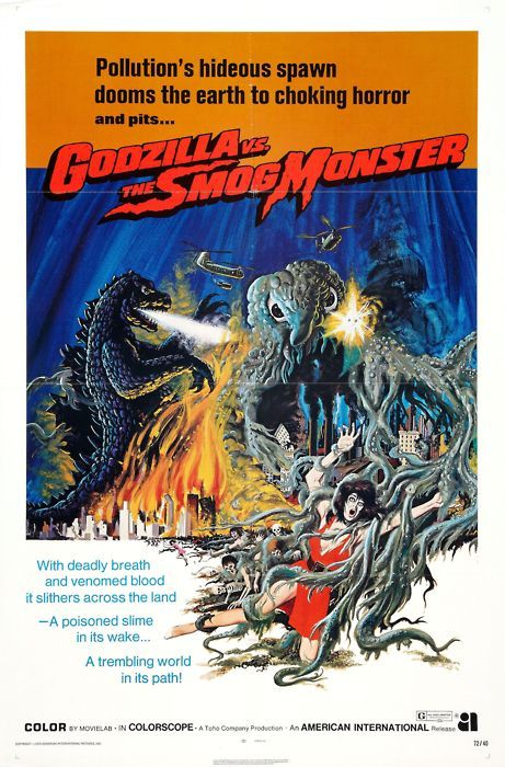 infinite-fracture:  Yeah, Hedorah (Smog Monster) was a tough enemy, but I'm still debating whether the original Mechagodzilla or Space Godzi...