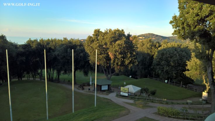 Golf Club Punta Ala View