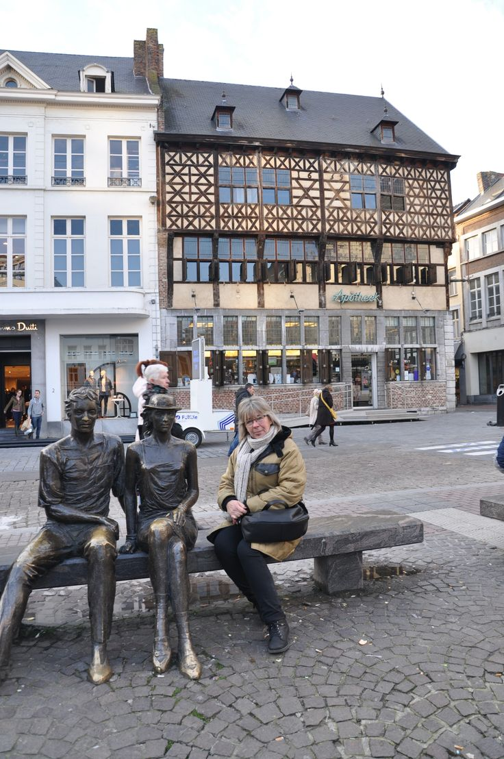 Visit in Hasselt / Belgium / associated with the program iArt.