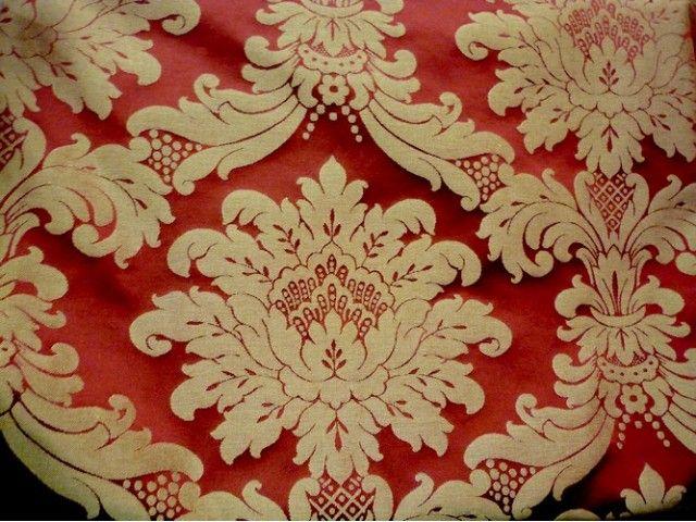 17 best images about tissus ameublement on pinterest tropical birdcages and art deco - Tissu ameublement vintage ...