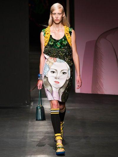 MODE IS KUNST - In 1 klap op de hoogte: dit zijn dé modetrends voor voorjaar 2014