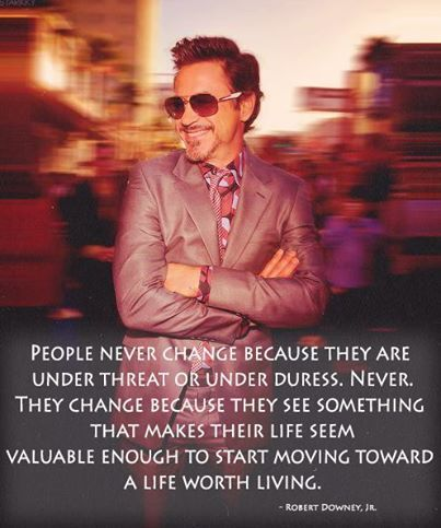 Robert Downey Jr #quote