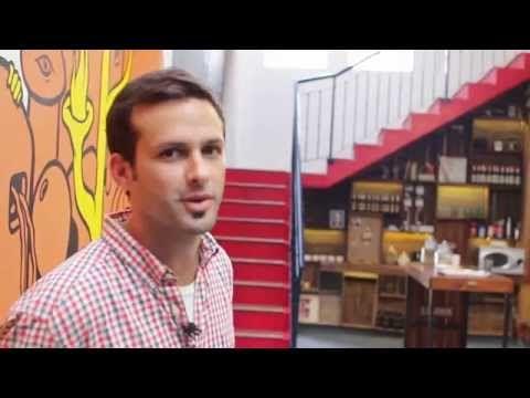 GOWORK Coworking en Buenos Aires - ¡Visita guiada! - YouTube