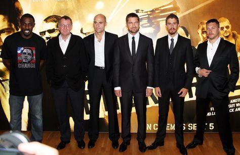 RocknRolla: Idris Elba, Tom Wilkinson, Mark Strong, Gerard Butler