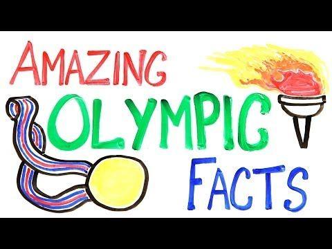 Amazing Olympic Facts - Vídeo publicado antes das olimpíadas de inverno, talvez precise cortar isso do começo da narração.