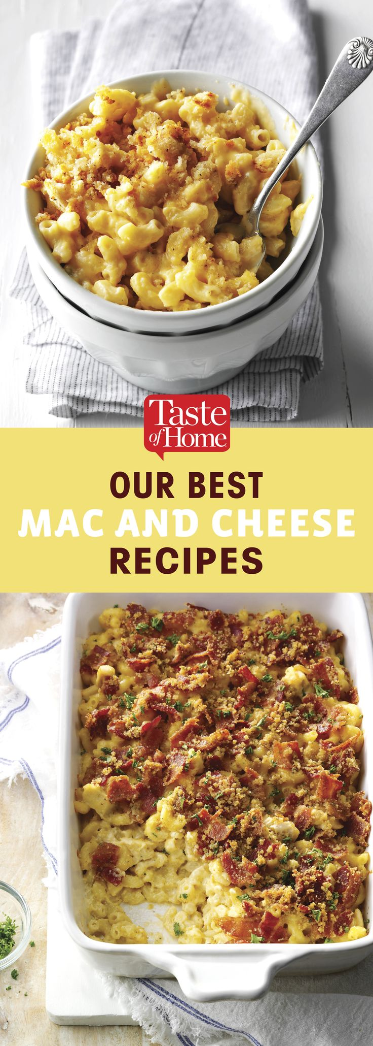 Our Best Mac and Cheese Recipes