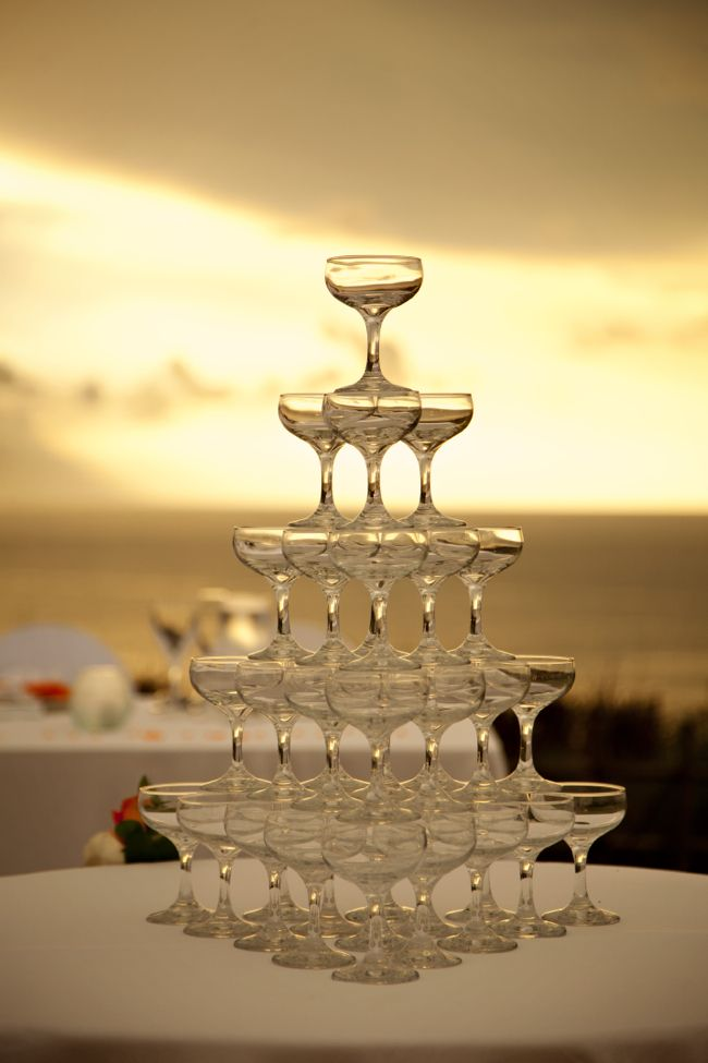 77 Best Champagne Tower Images By Rupal Shankar On Pinterest