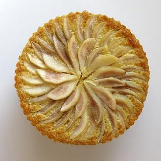 Pear Frangipane Tart | Recipe Box - Cakes & Pies | Pinterest