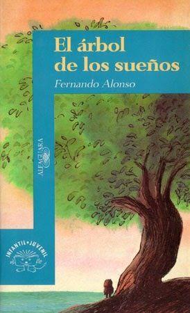 """Ficha de lectura de """"EL árbol de los sueños"""" de Fernando Alonso, realizada por Ismael Calvo."""