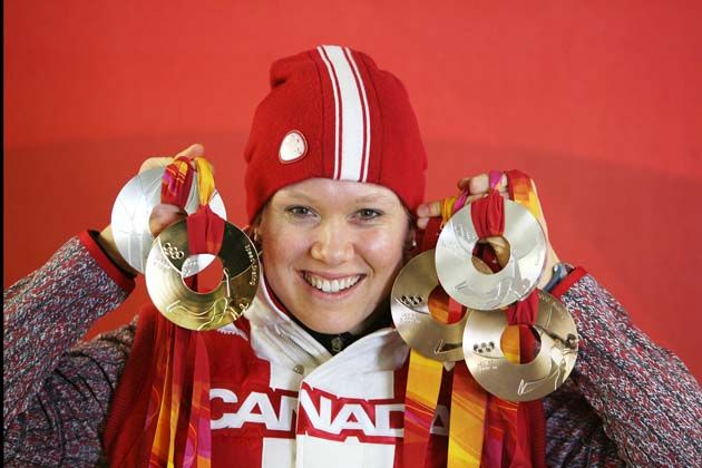 When Cindy Klassen last stood in the Olympic spotlight three years ago in Turin, she'd won five medals while becoming the most decorated Canadian athlete in the history of the Games.