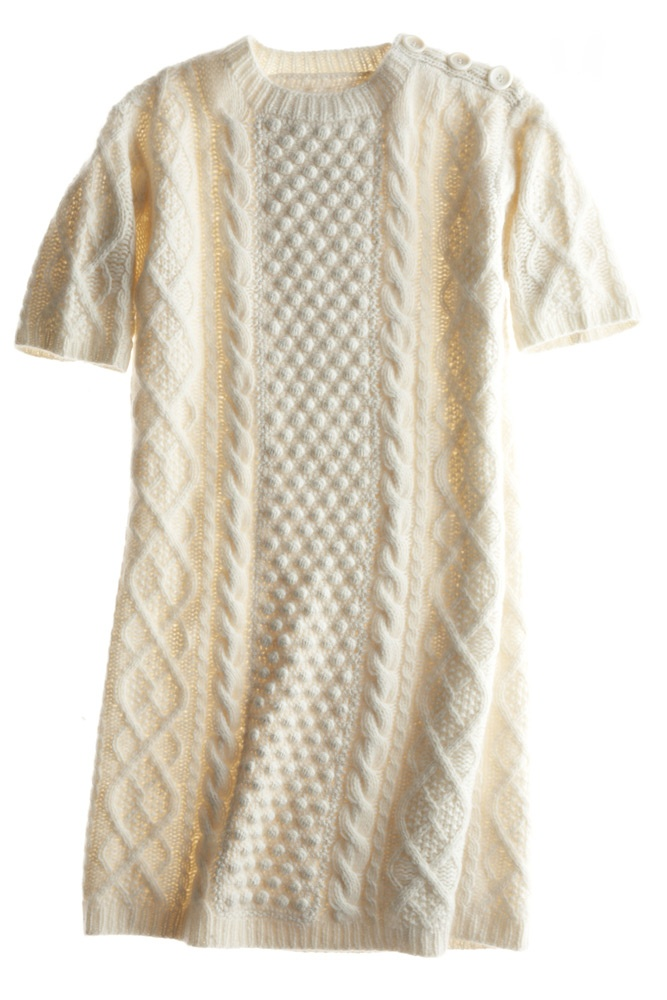 Calypso Aran Dress. $550.